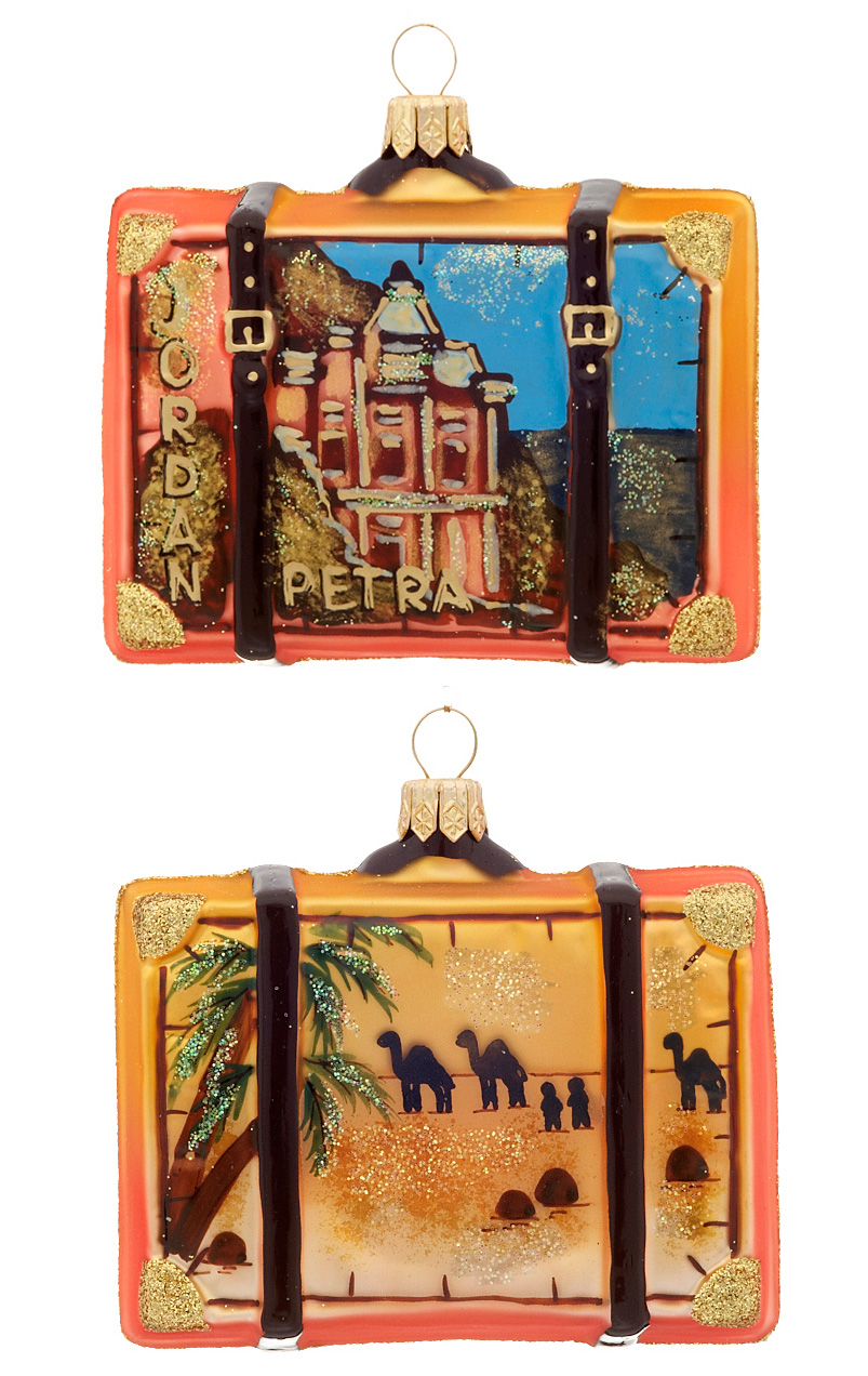 Seven Wonders Of The World Christmas Ornament Blog