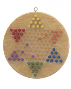 snow day game chinese checkers