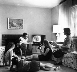 Television-feature