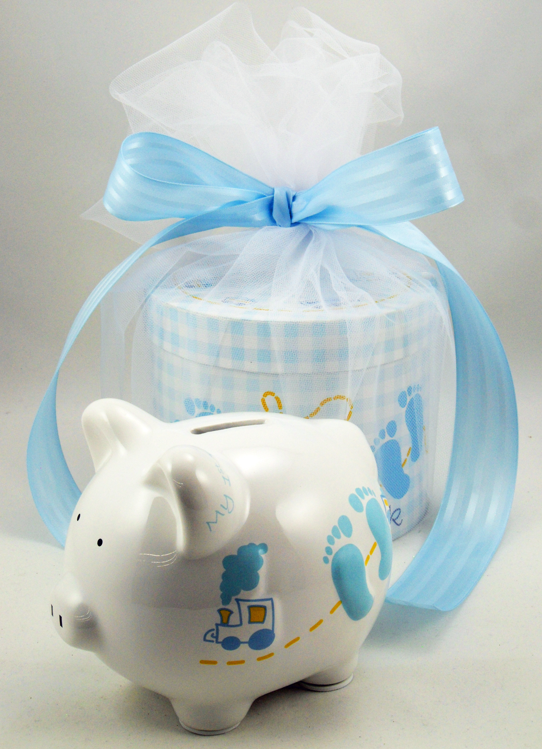 Expecting couples love these unique personalized baby gifts piggy bank personalized baby gifts negle Images