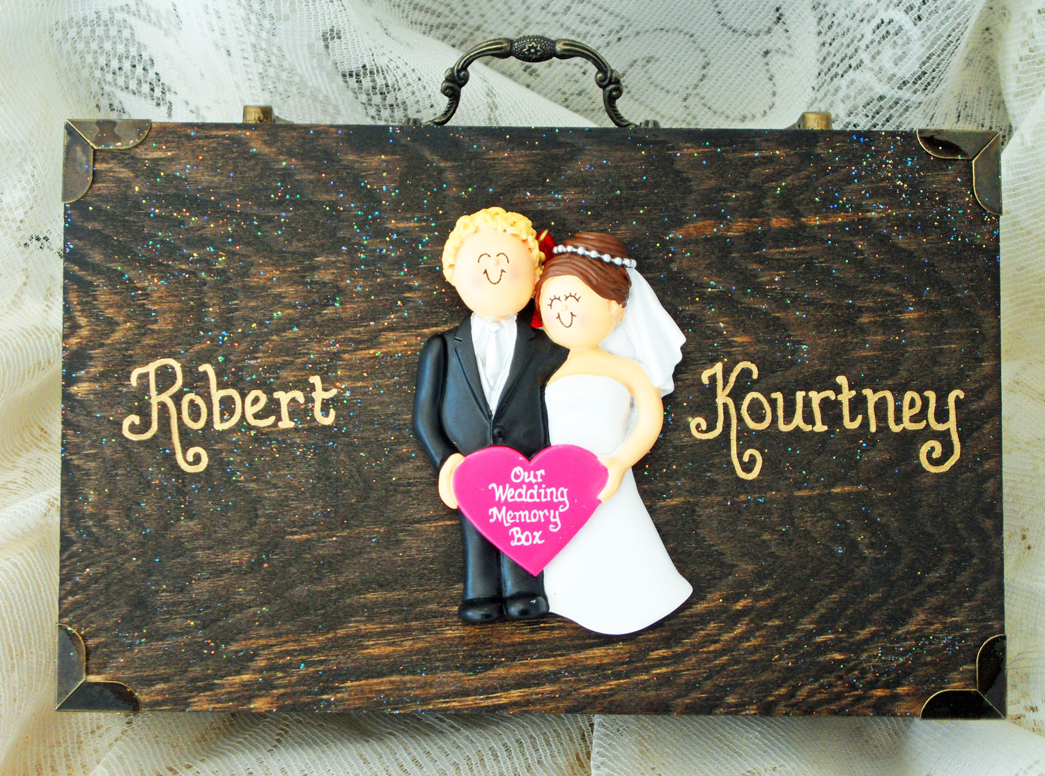 A Perfect Wedding Gift - Design A Beautiful Memory Box