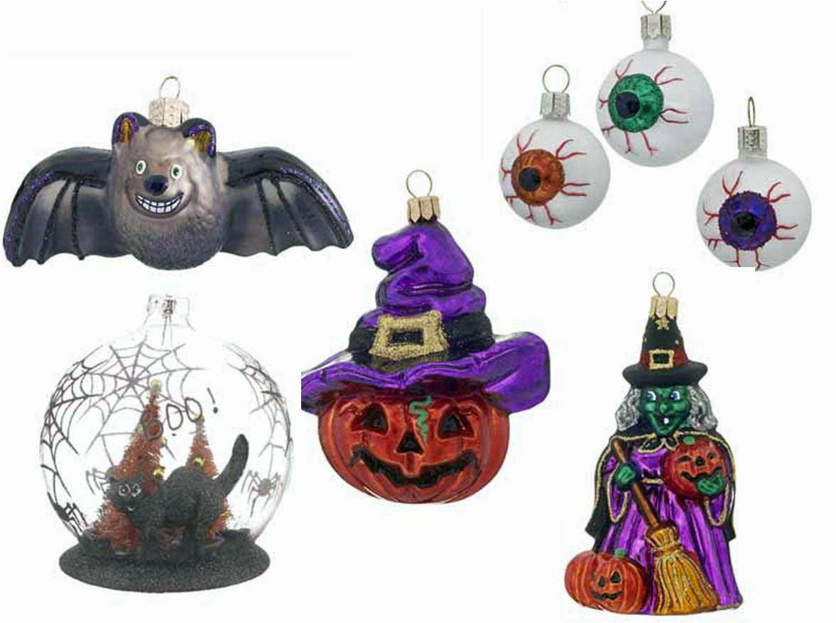 Looking for personalized halloween ornaments to hang on your halloween