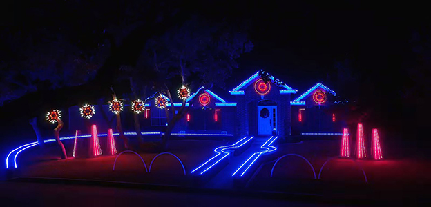 Best Christmas Light Shows On YouTube | OrnamentShop.com