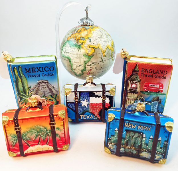 Personalized Gifts For Summer Travelers | OrnamentShop.com