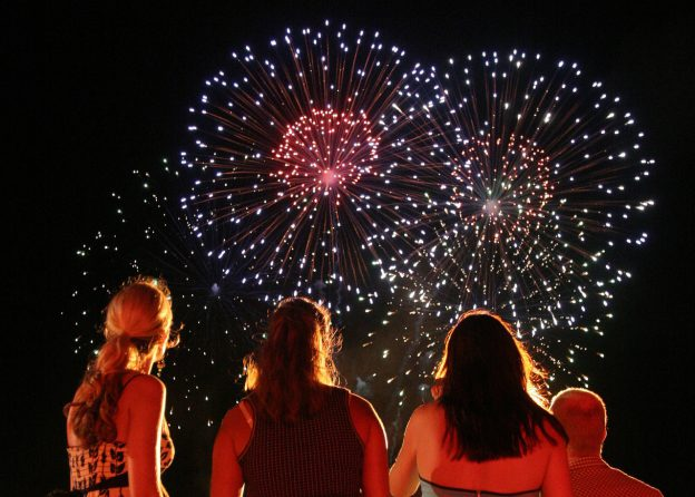 Teh Best 4th Of July Firework Shows In The U.S. | OrnamentShop.com