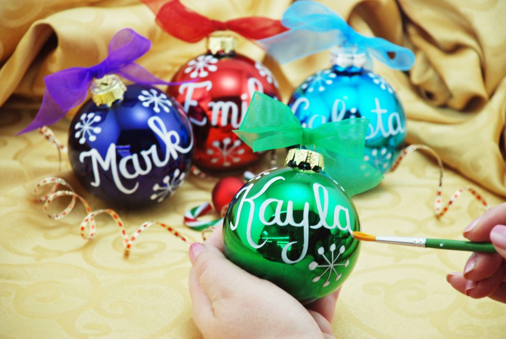 5 Reasons Why Personalized Ornaments Make Great Gifts | OrnamentShop.com