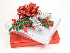 Wrap Gifts Upside Down | OrnamentShop.com