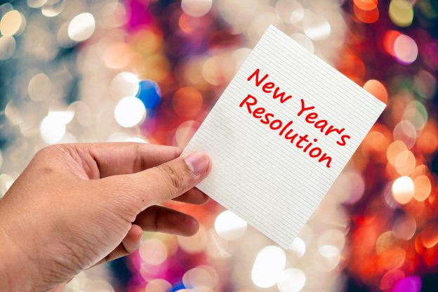 3 Tips to Make Your New Year's Resolutions Stick | OrnamentShop.com
