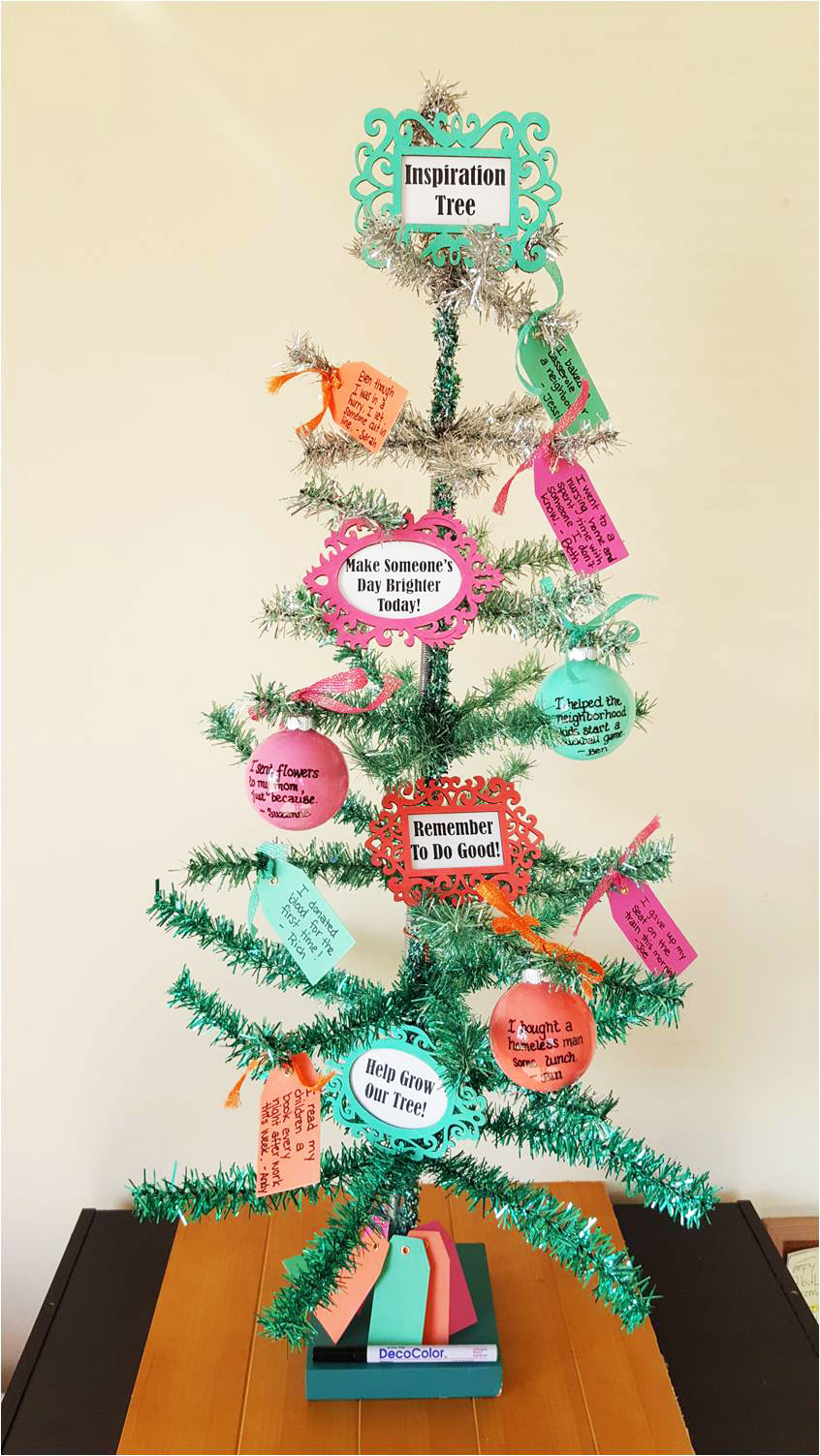 Random Acts of Kindness Can Grow A Tree! | Ornament Shop
