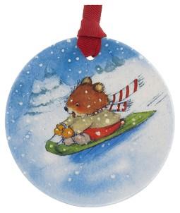 snow-sledding-ornament