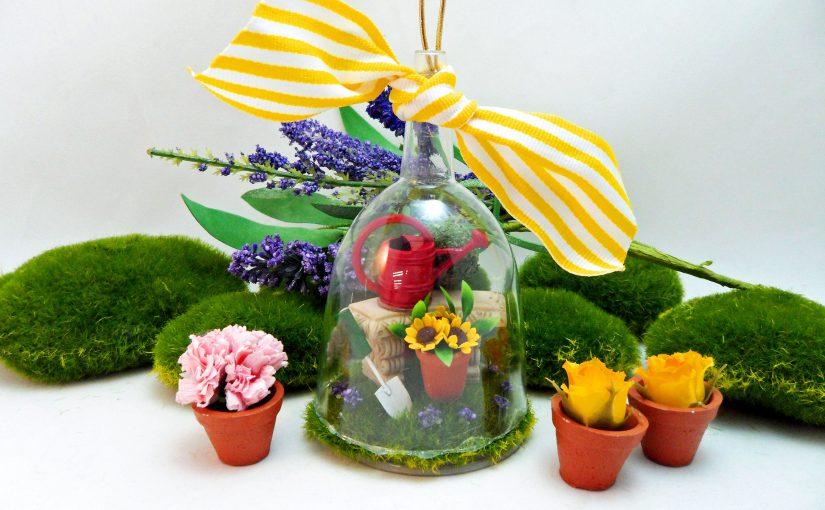 Cloche Spring Decorations
