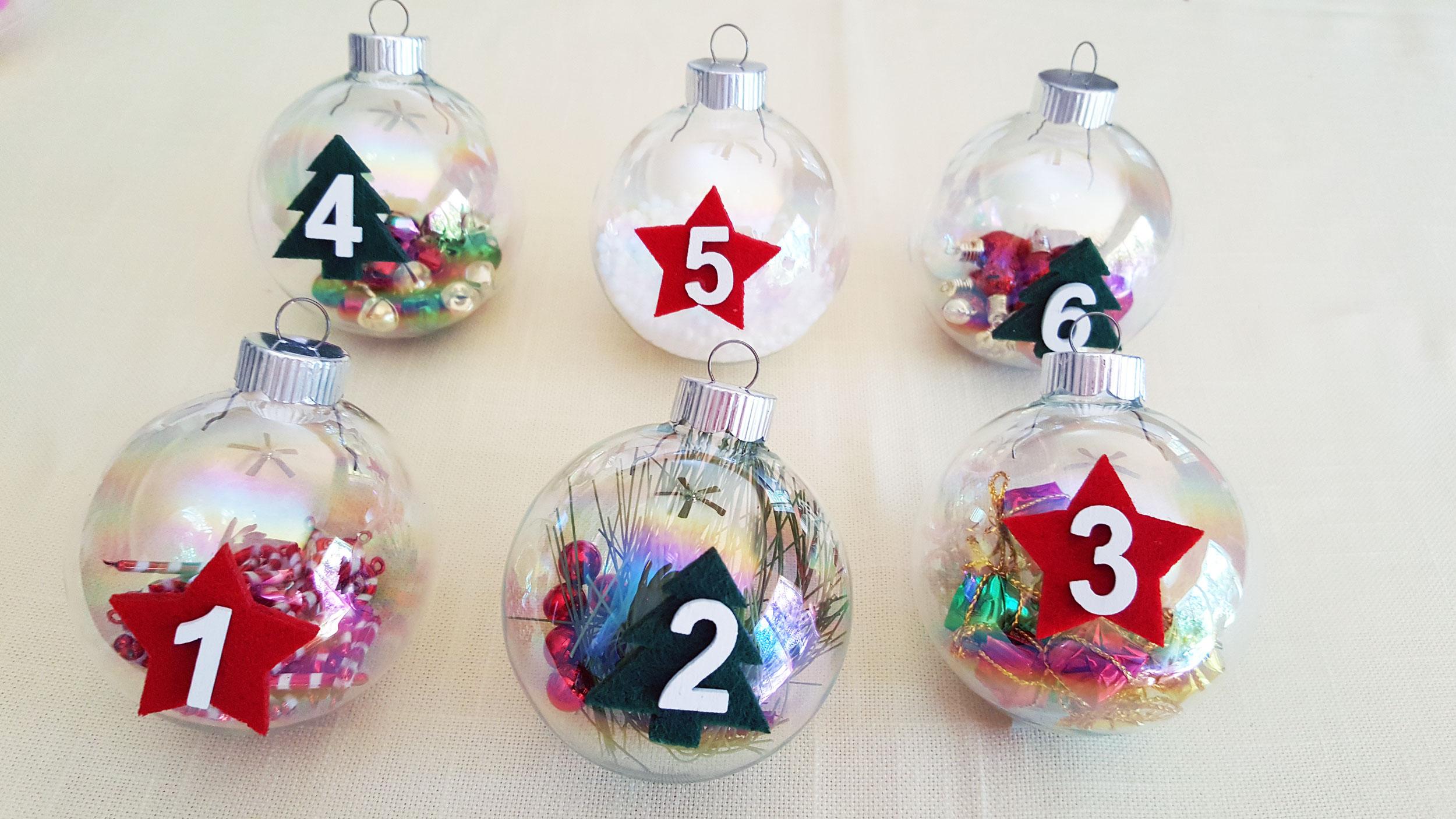 Countdown To Christmas 1-6
