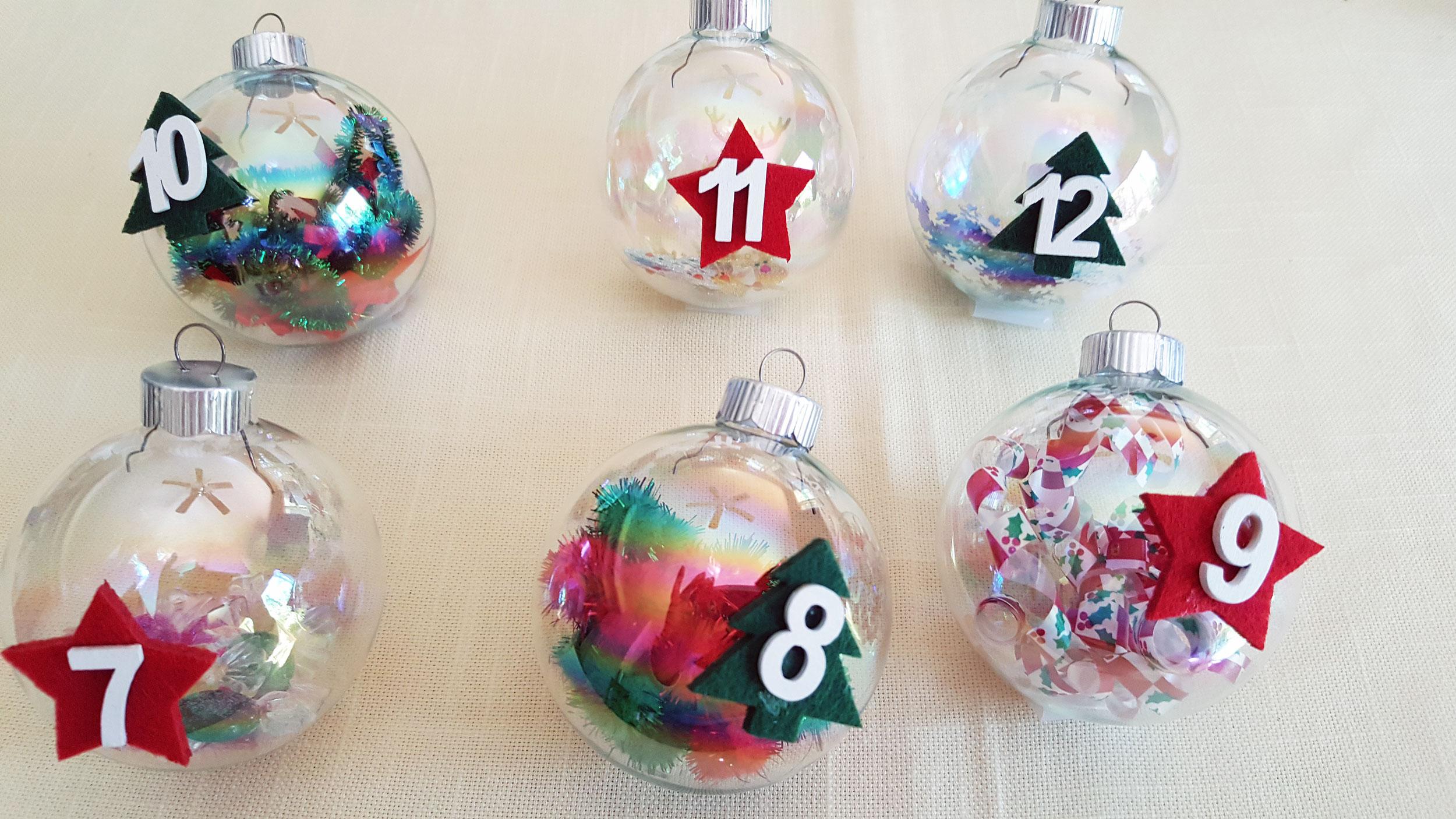 Countdown To Christmas 7-12