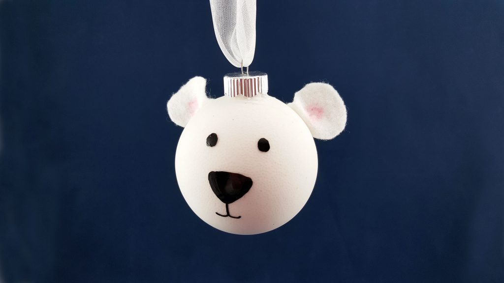 Polar Bear Ornament Featured Image