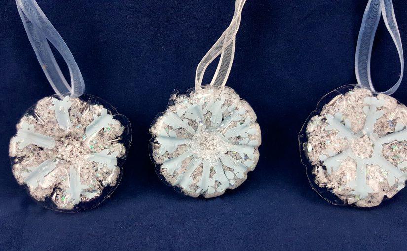 Snowflake Ornaments