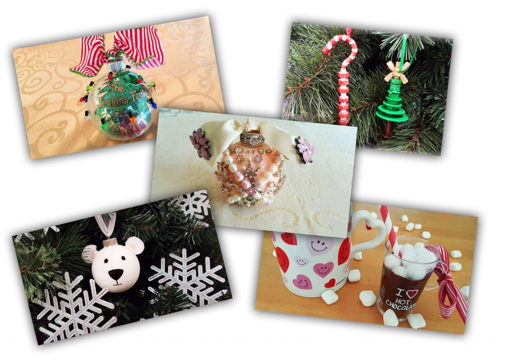 Find projects to create your own ornament for an ornament gift exchange! | OrnamentShop.com