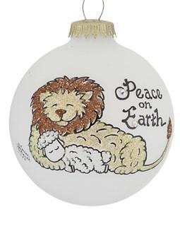 Peace On Earth Ornament | Ornament Shop