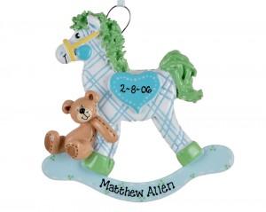 Plaid-Rocking-Horse-Blue-Boy