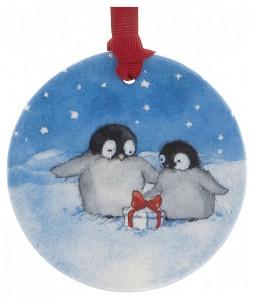 penguin ornaments