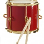Music Ornaments - Drum