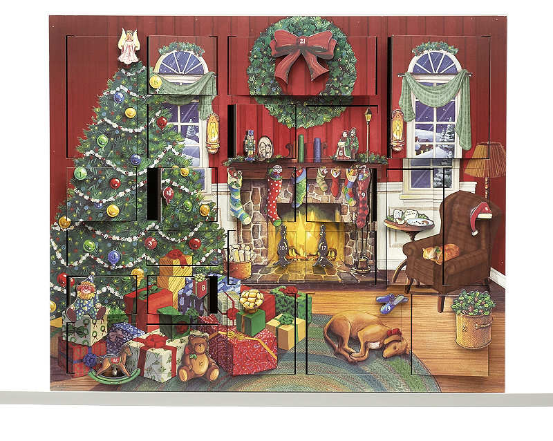 Fireside-Scene-Advent-Box