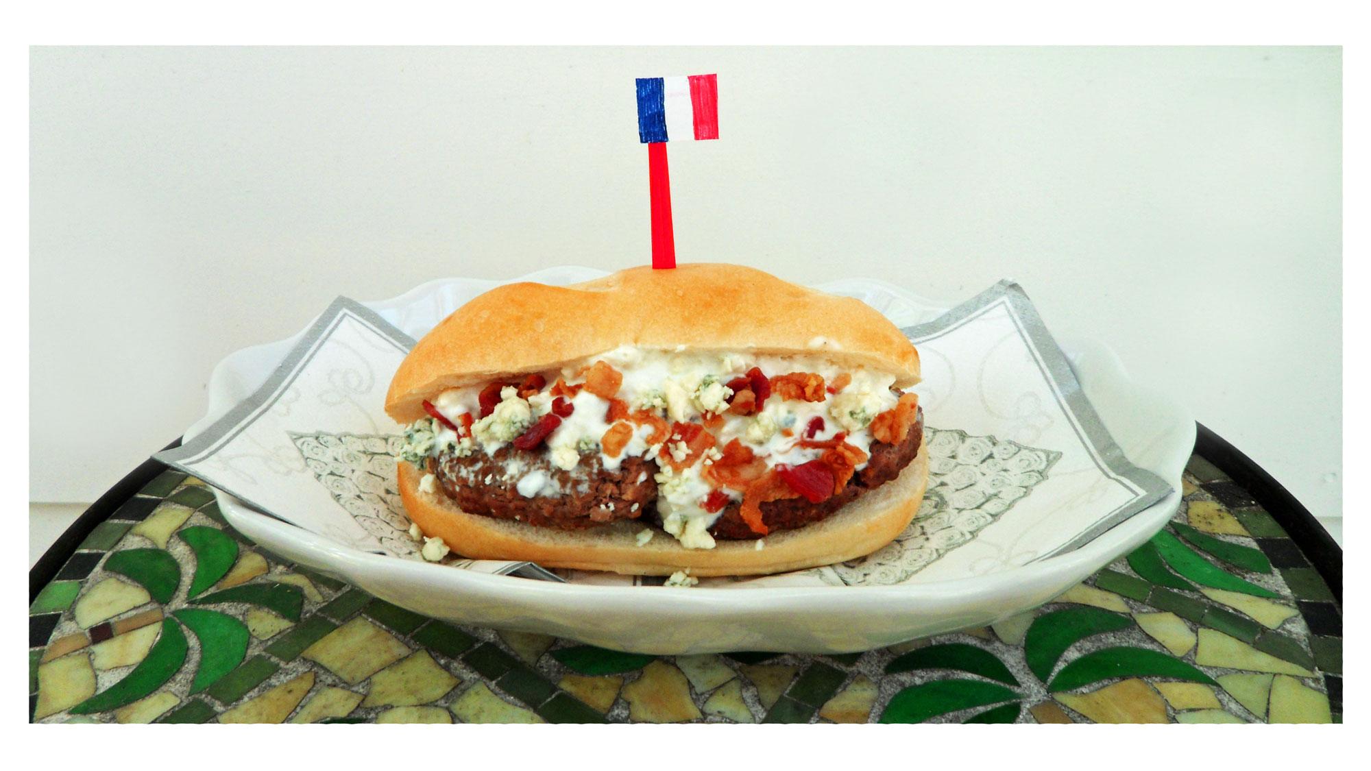 French-Hamburger